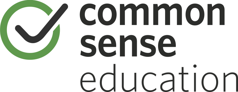 The new logo for Common Sense Education.
