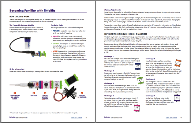 littleBits Educator Guide Thumbnail image