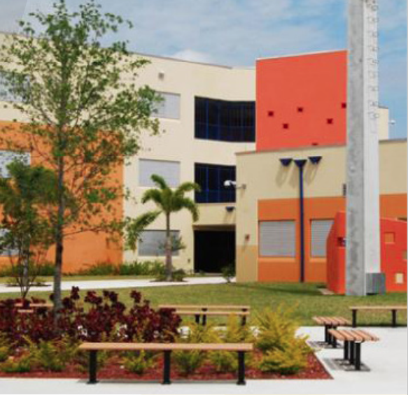District offices of Miami-Dade County Schools