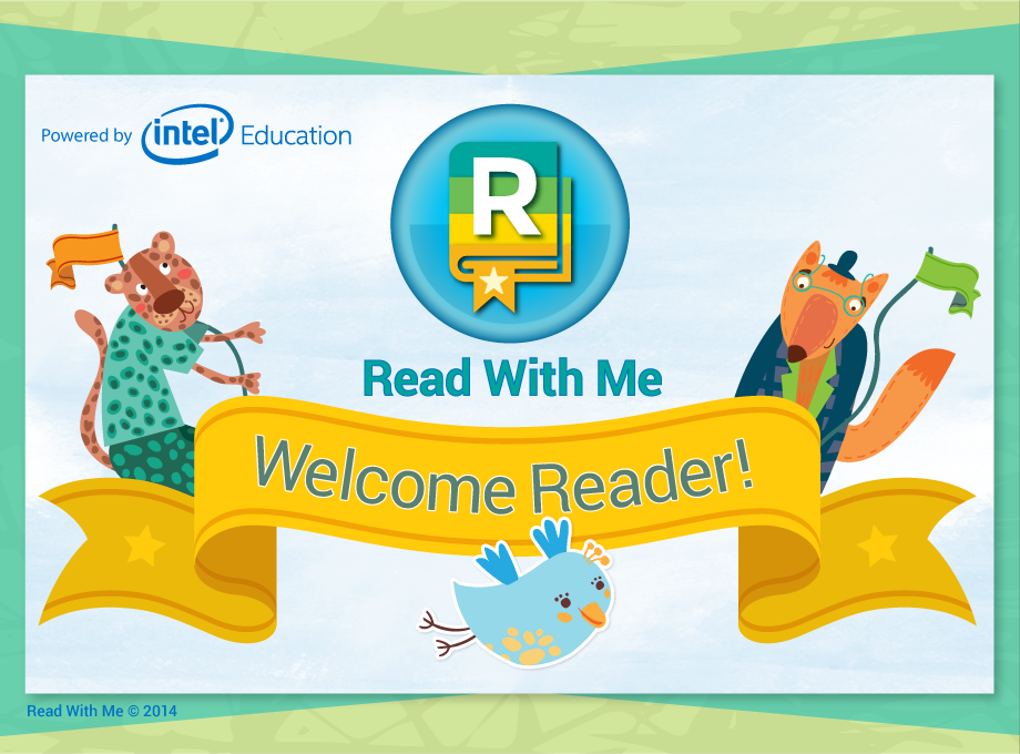 Read With Me Powered By Intel Education Clarity
