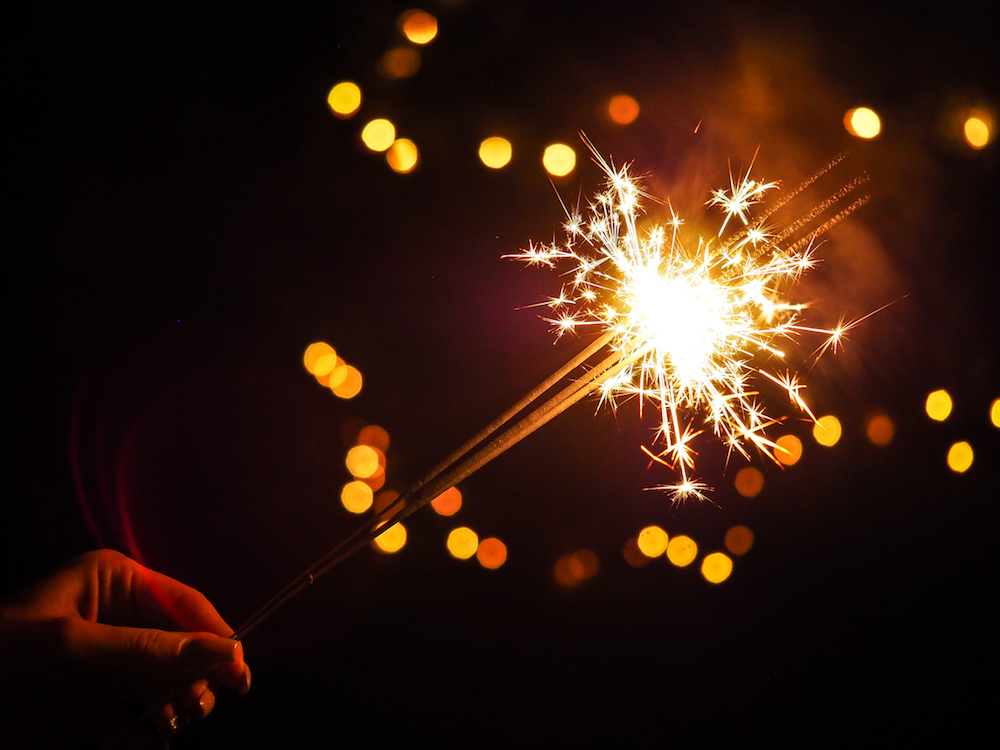 New years resolutions for administrators clarity innovations inc new years sparkler malvernweather Image collections