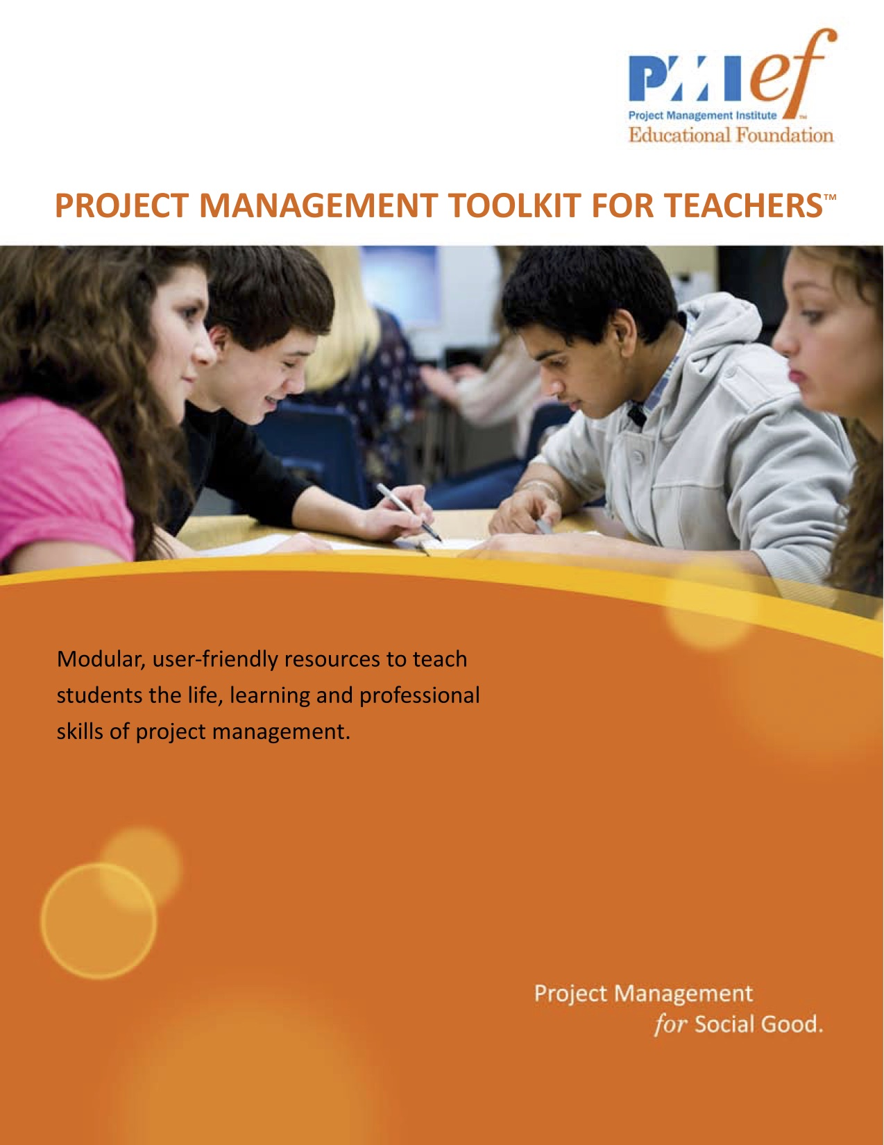 Cover image of the Teacher Toolkit